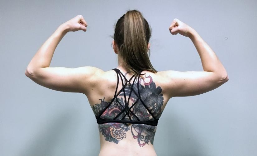 10-Week Body Challenge: Week1